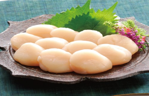 13-11 オホーツク産大粒ホタテ(1.2kg)