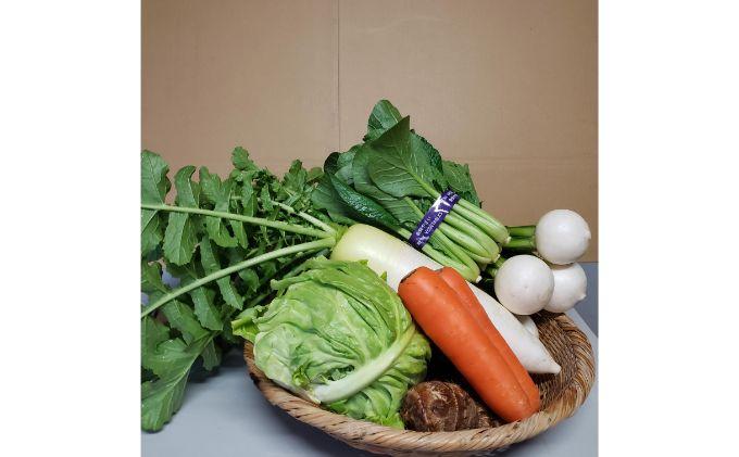 飯能産季節の野菜詰め合わせ