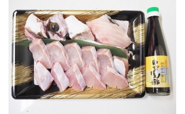 R6006_【湯浅町×串本町】くえ鍋&湯浅ゆずポン酢セット