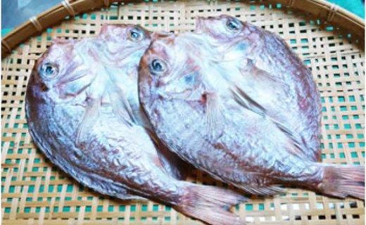 大串鯛干物