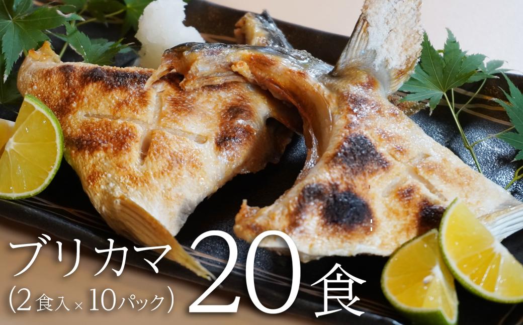 ブリカマ(20食入 2食入×10パック)