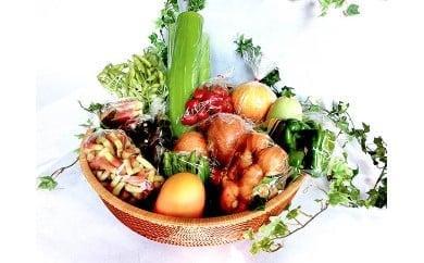 高知県須崎市産 旬の野菜・果物セット ME001
