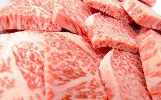 土佐黒毛和牛A5〜A4等級(特撰リブロース肉)霜降り焼肉用500g TM009
