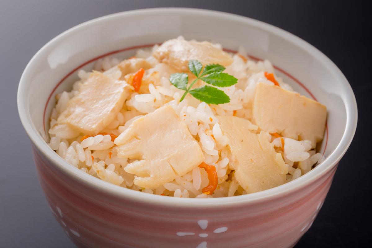 AI-004 〜根根菜菜〜炊き込みご飯の素24個入り(筍・桜風味)